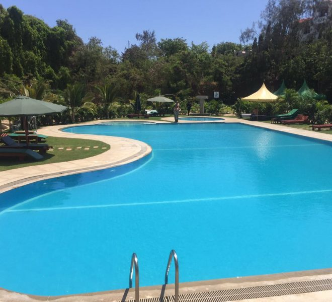 4 bedroom apartment Mtwapa Shanzu swimming pool