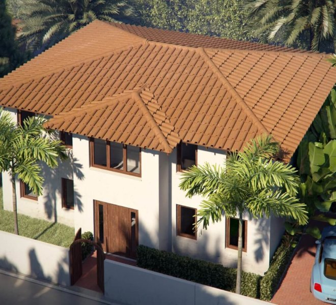 "FAMILY VILLA ""HACIENDA"" KSH.15 MILLION (150,000- USD) ONLY!"