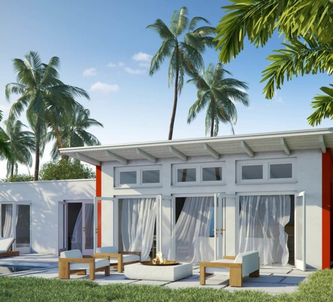 "BUNGALOW ""GRANDE"" at Beach Road Villas Estate – Kikambala 12MILLION"