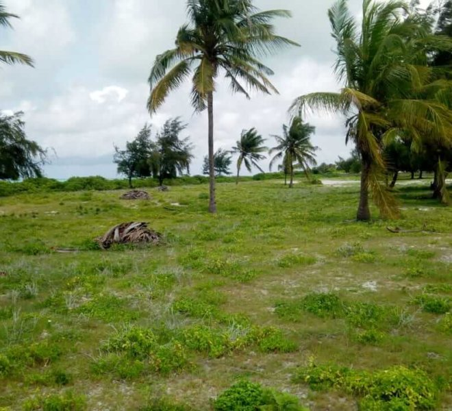 8 Acres Beach Plot, Malindi