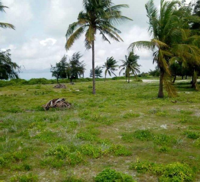 8 Acres Beach Plot, Malindi