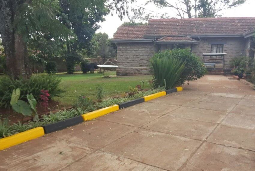 1/2 acre plot, Spring Valley, Nairobi