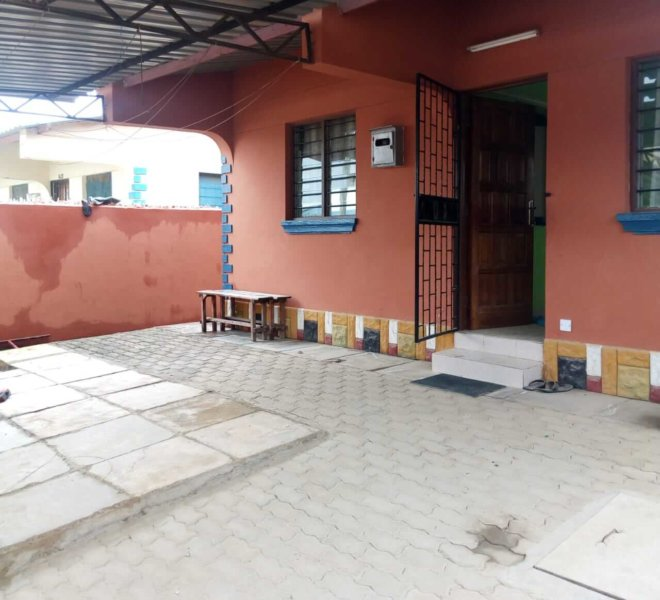2 Bedroom Bungalow, Kiembeni, Mombasa