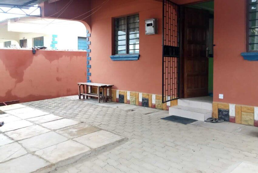 2 Bedroom Bungalow, Kiembeni, Mombasa